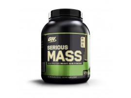 Optimum Nutrition (ON) Serious Mass Rich Chocolate 6 lb