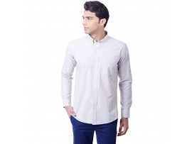 Faun Filafil Semi Formal Slim Fit Button Down Shirt