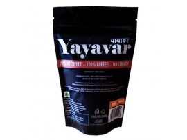 Yayavar™ Instant Coffee - 100% Coffee and No Chicory - 100 Grams